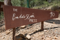 The baldessin press