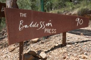 The baldessin press