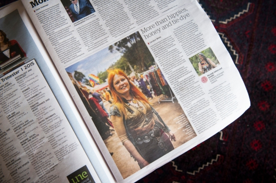 The Sunday Age article